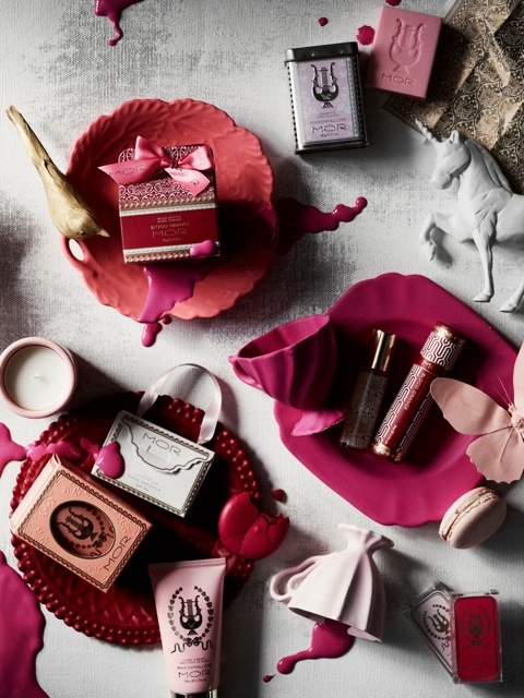 mor little luxuries collection wwwmorcosmeticscom we
