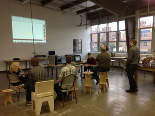 Minneapolis March Shapeways Meetup | by d6dozr