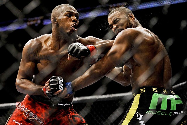 MMA: UFC 145-Jon Jones vs Rashad Evans | Flickr - Photo Sharing!