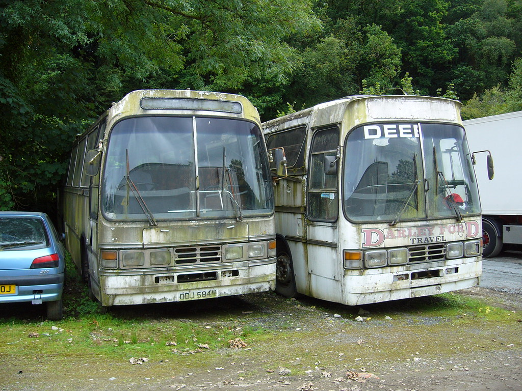 Deeble, Darleyford withdrawn Duple coaches | Seen in the ...