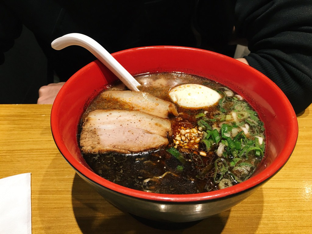 27420561642 15336bcb6c b - Some days you just want a piping hot bowl of Ippudo Ramen