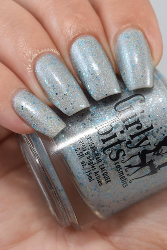 Girly Bits What Lies Beneath Swatch