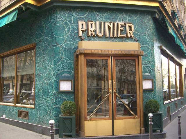 Restaurant prunier 16 avenue victor hugo paris xvie flickr photo sharing - 16 avenue victor hugo ...