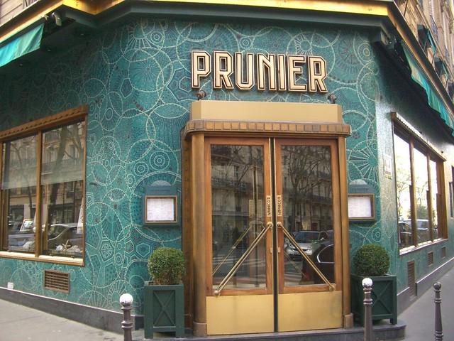 Restaurant prunier 16 avenue victor hugo paris xvie flickr photo sharing - Victor hugo paris 16 ...