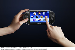 PS Vita | by gamesweasel
