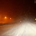 Back home under the snow - Highway 15 - Laurentides