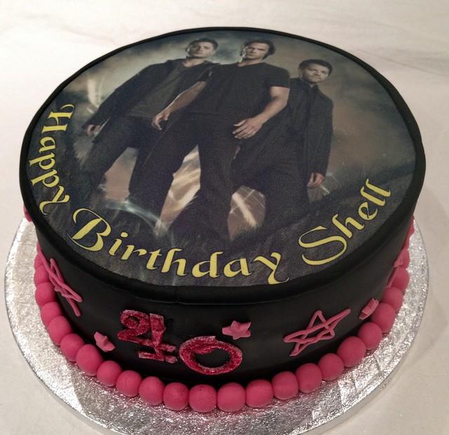supernatural cake flickr photo sharing