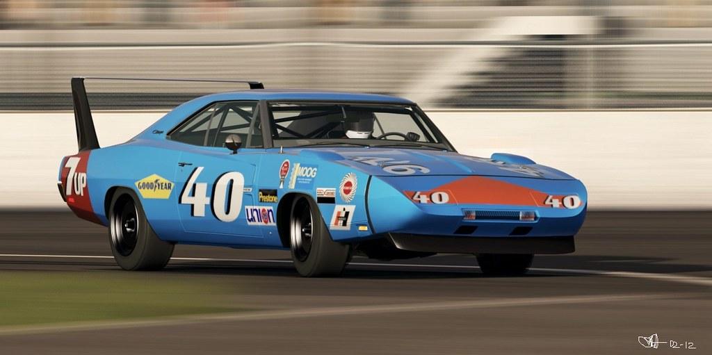 1969 Dodge Charger Daytona Hemi 40 Photo Paint