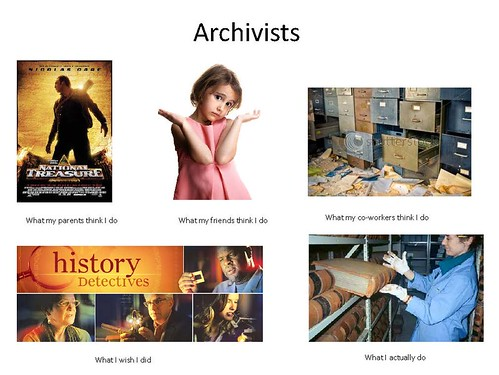 What Archivists Do | by archifydd
