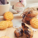 Browned Butter Chocolate Chip Cookies and Galettes Bretonnes 1
