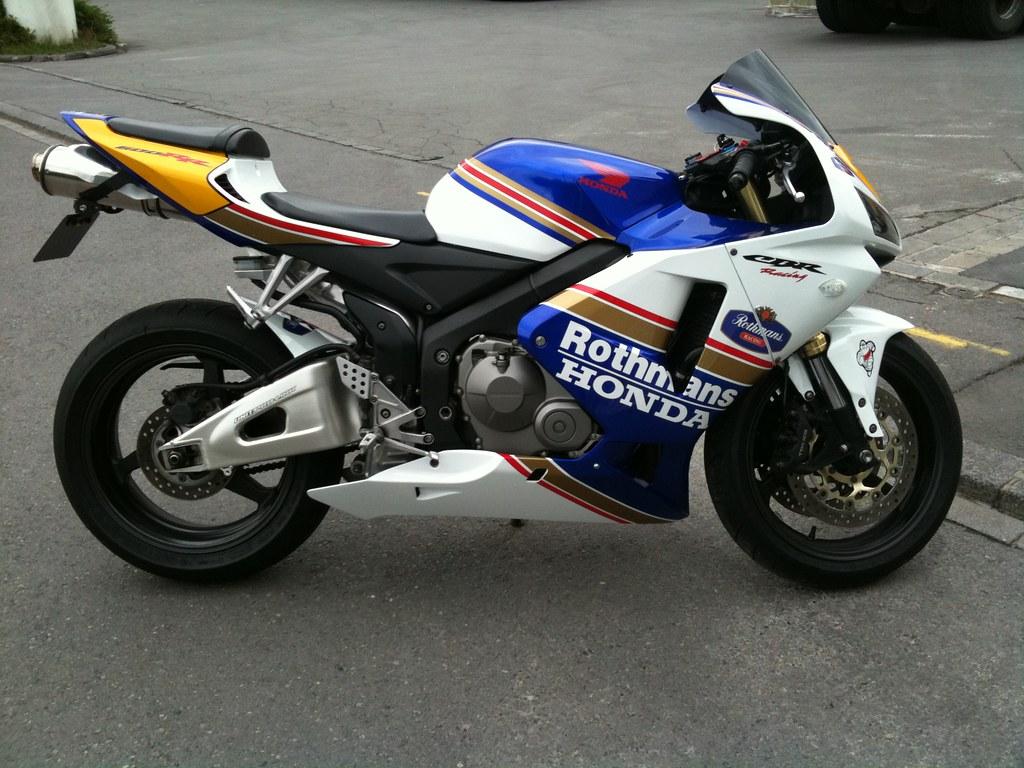 Honda Cbr 600 Rr 5 Rothmans Honda Cbr 600 Rr 5 Rothmans