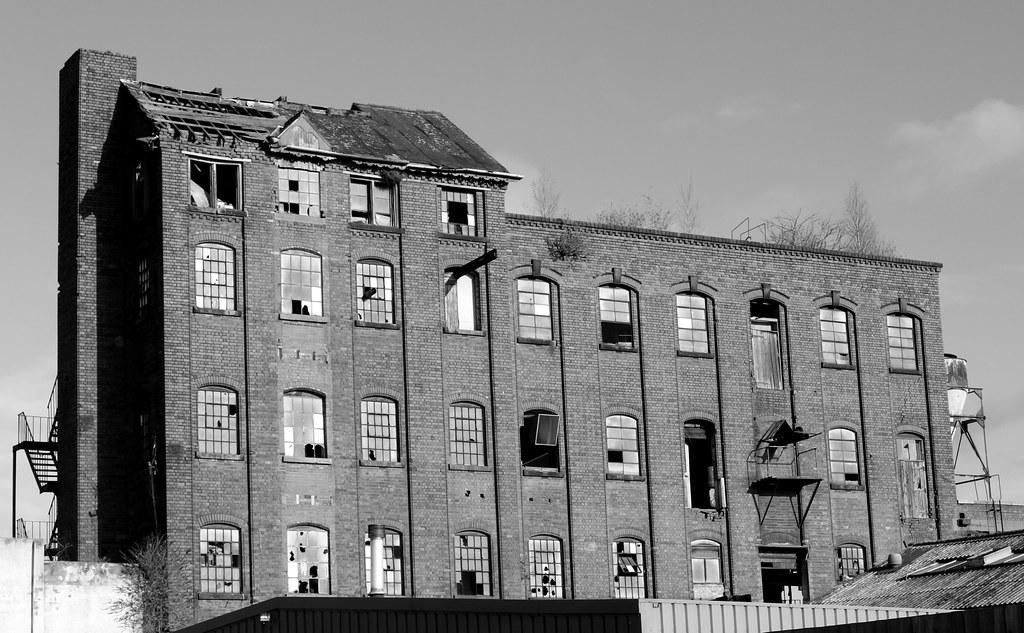 Old Mill Building Cato Street North Birmingham Jan12 Flickr
