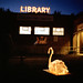 Illuminating the library, Ponders End