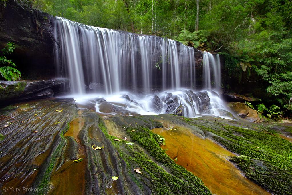 Somersby Falls Lower Somersby Falls Brisbane Water