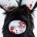 Black Zombie Bunnies