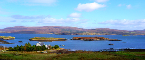 Colbost, Isle of Skye, Scotland. | by Bearded iris.