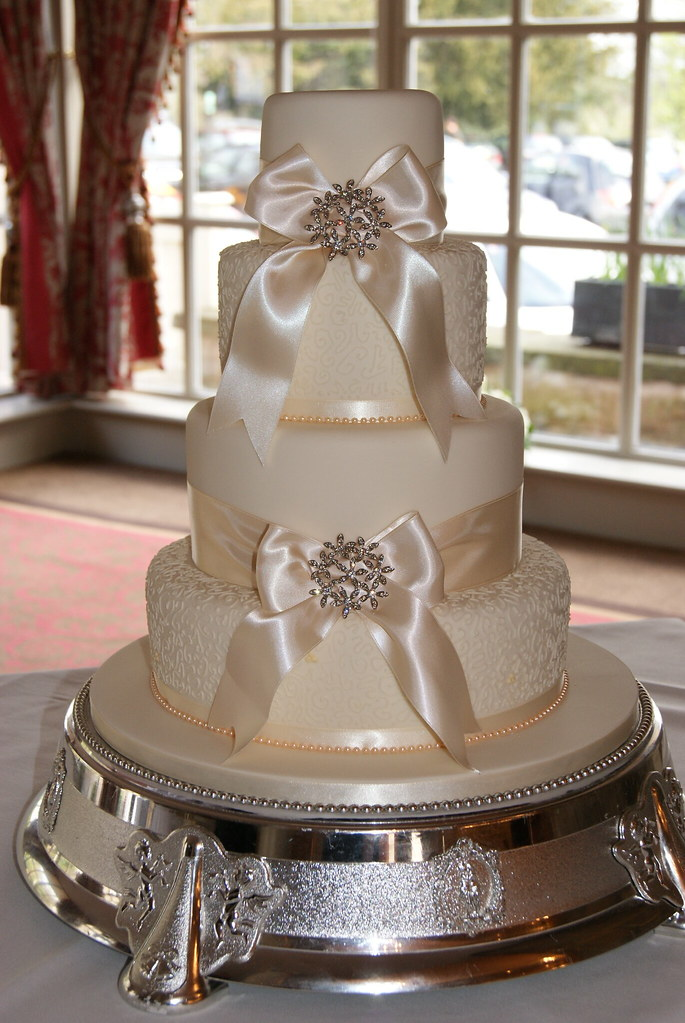 Average Cost Of A Wedding Cake