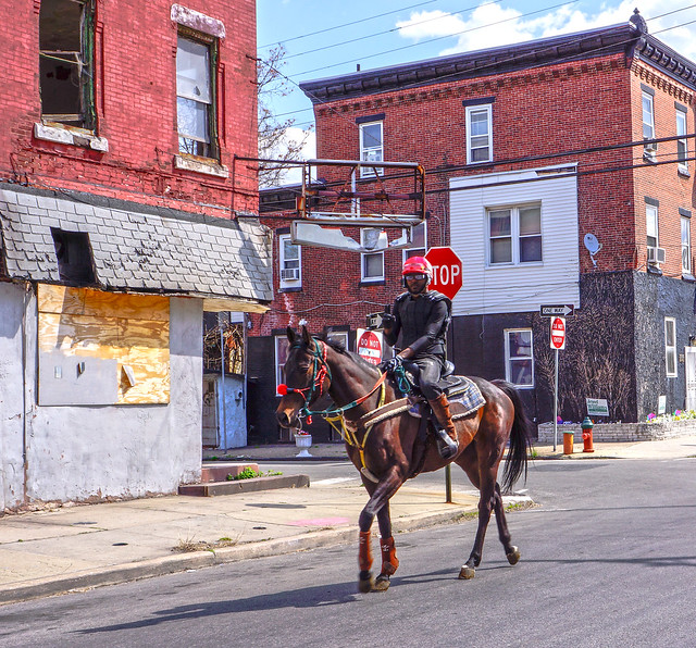 Horse Riding in Philly Ghetto Rider Flickr Photo Sharing