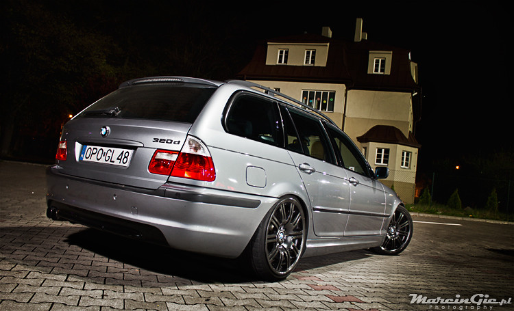 bmw e46 touring 320d by max marcin g flickr. Black Bedroom Furniture Sets. Home Design Ideas