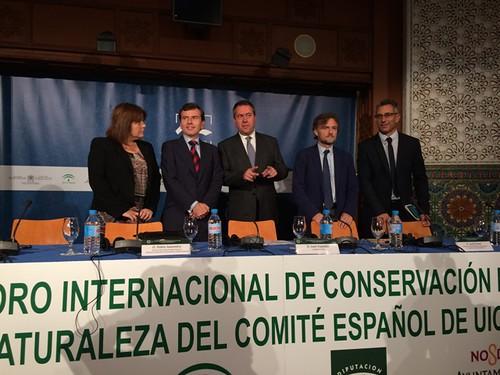 AionSur 26833062395_72fe21d646_d Fiscal destaca en el foro de la UICN los 10 planes que Andalucía aplica para la conservación de 147 especies de flora y fauna Medio Ambiente