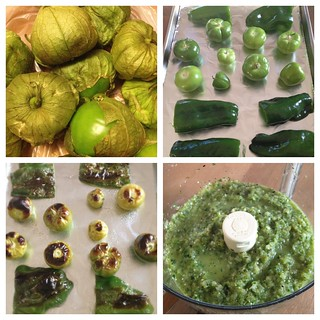 Tomatillo Sauce | by Tracey's Culinary Adventures