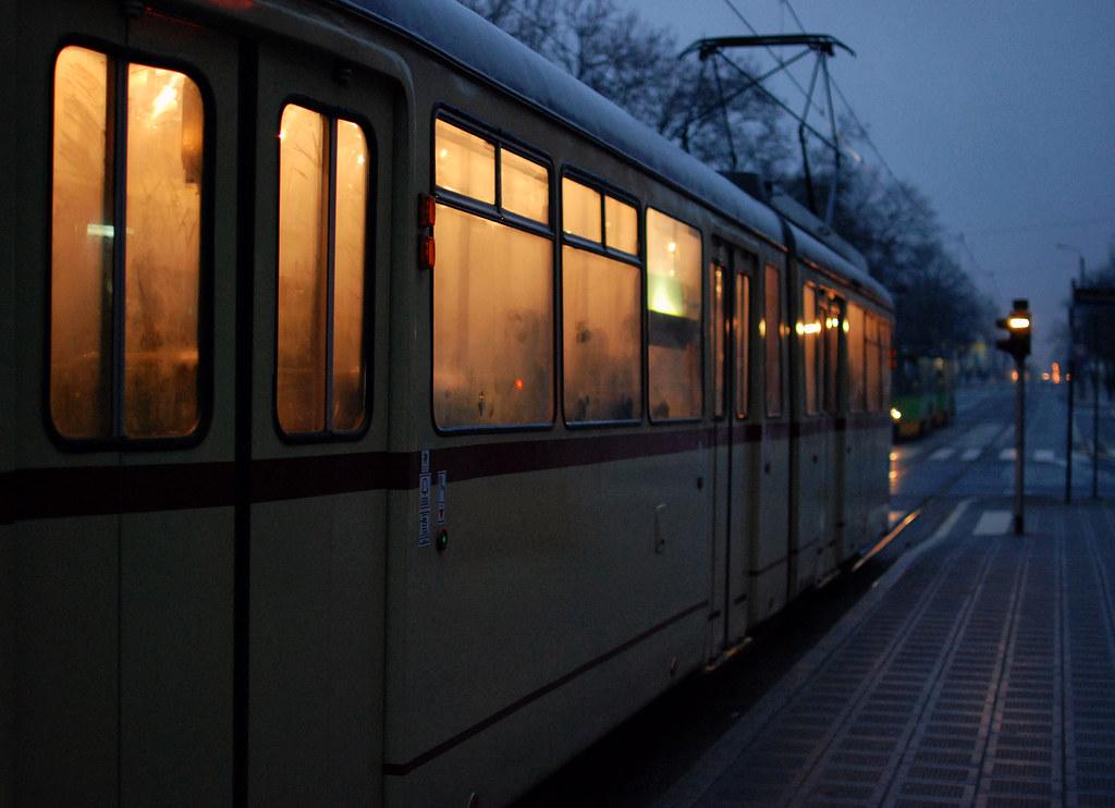 night train   by ewitsoe