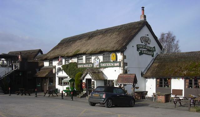 Pub Food Near Garstang