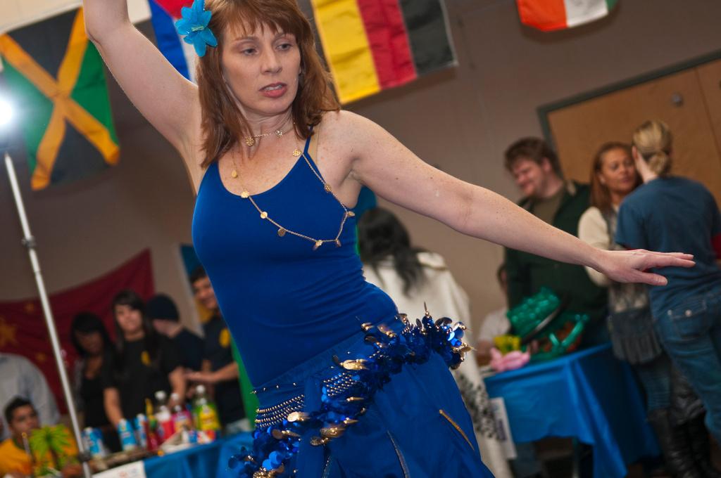Monroe Belly Dance