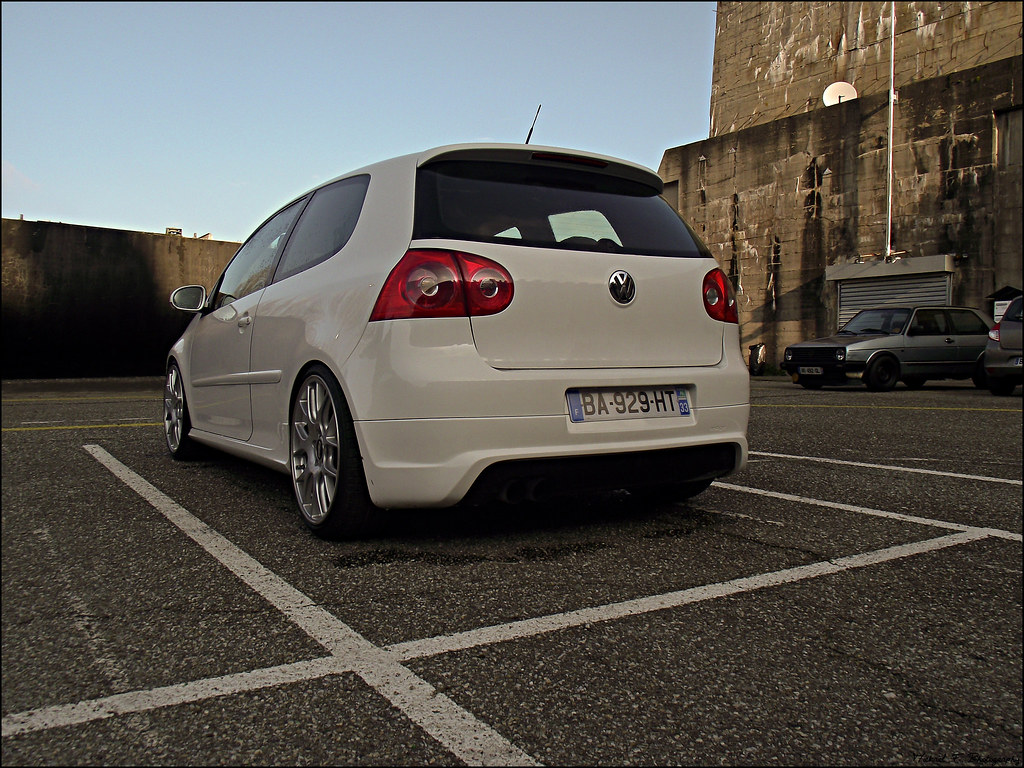 vw golf 5 gti edition 30 oettinger micka l flickr. Black Bedroom Furniture Sets. Home Design Ideas
