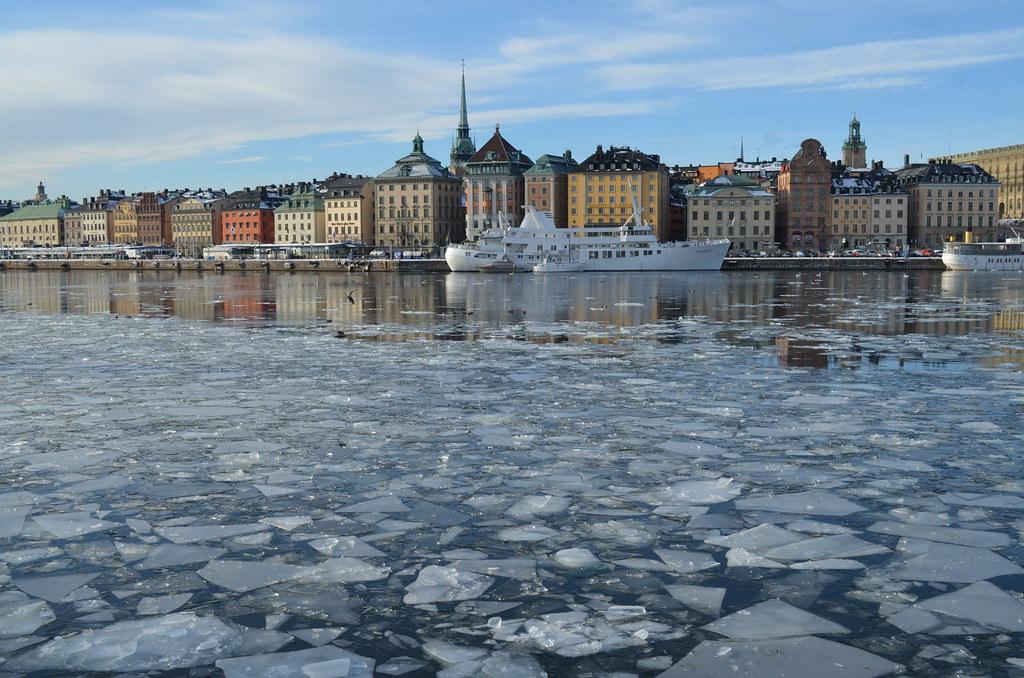 Stockholm Winter Stockholm Is The Capital Of Sweden