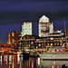 Limehouse Basin / night