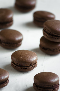 Mocha Macarons | by Kaitlin F