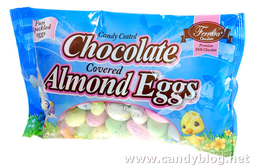 Ferrara Pan Candy Coated Chocolate Covered Almond Eggs | by cybele-