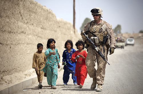 Walking Tall | by United States Marine Corps Official Page