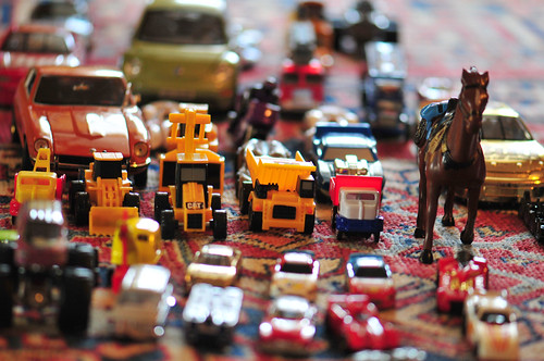 Toyland Traffic Jam | by flickrfanmk2007