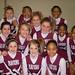 Davis cheerleaders