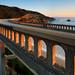 Window Light - Bixby Bridge, Big Sur, CA