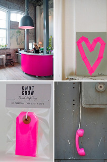 hot pink | by the style files