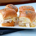Turkey & Cheese Sliders