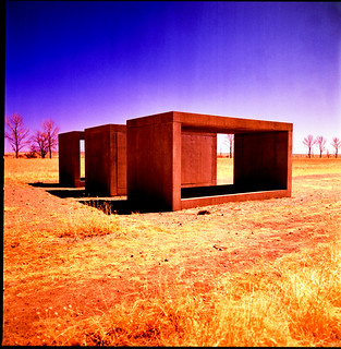 Donald Judd | by David Adam Salinas