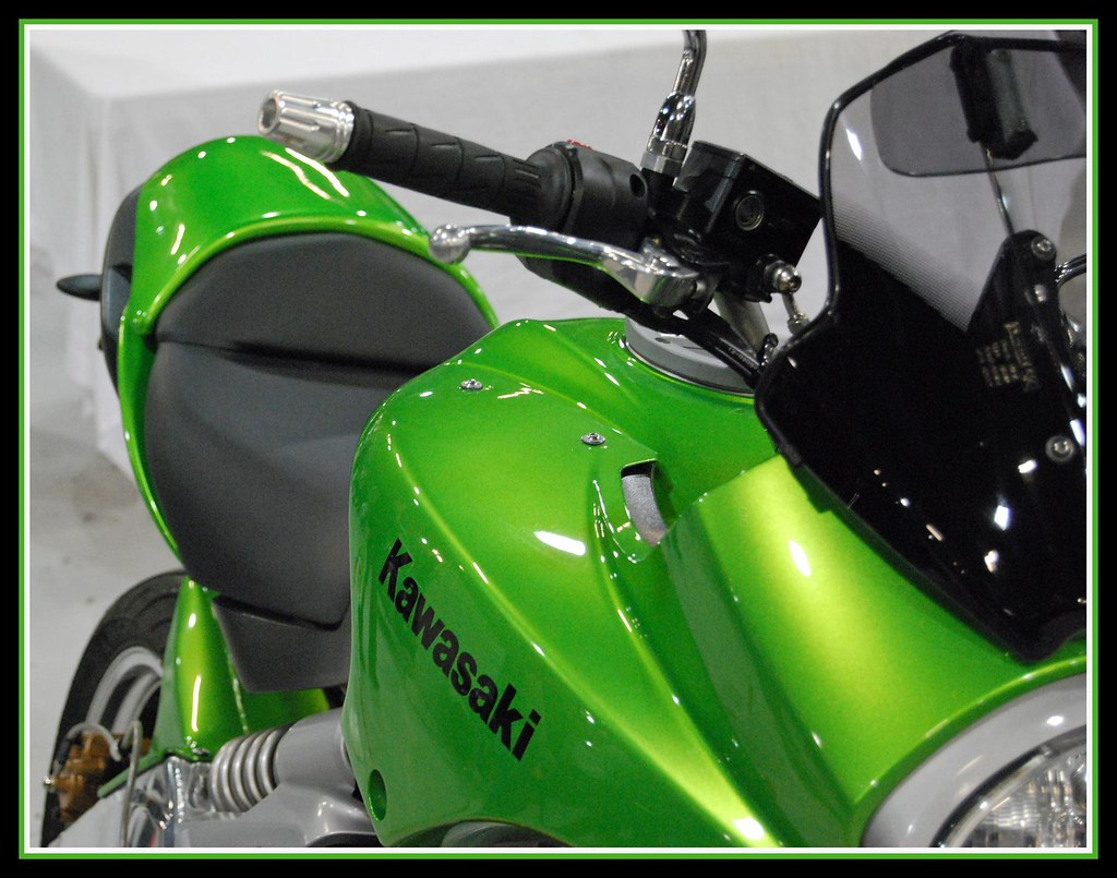 Lime Green Metallic Paint Code