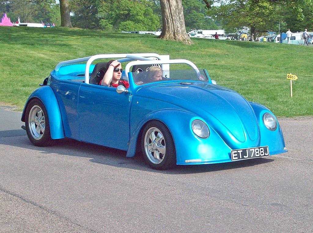 428 Volkswagen Beetle Modified 1300 1971 Volkswagen