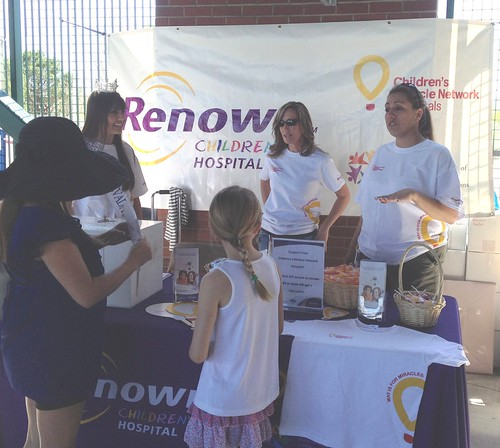 CMN Hospitals Day at Aces Ballpark | by Renown Health
