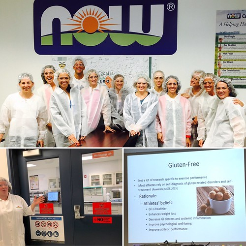 NOW Foods plant tour