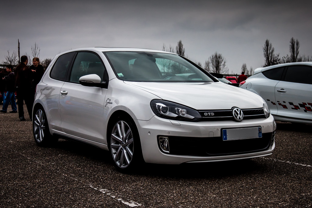 volkswagen golf 6 gtd camera canon eos 500d lens canon flickr. Black Bedroom Furniture Sets. Home Design Ideas