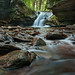 Mill Creek Falls, Sullivan County Pennsylvania