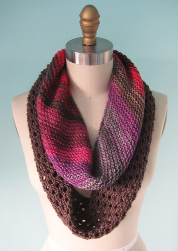 trixie cowl worsted doubled | by lulubliss
