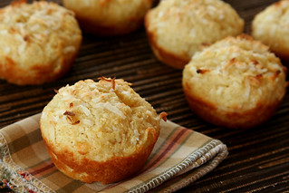 coconut muffins 7 | by crumblycookie