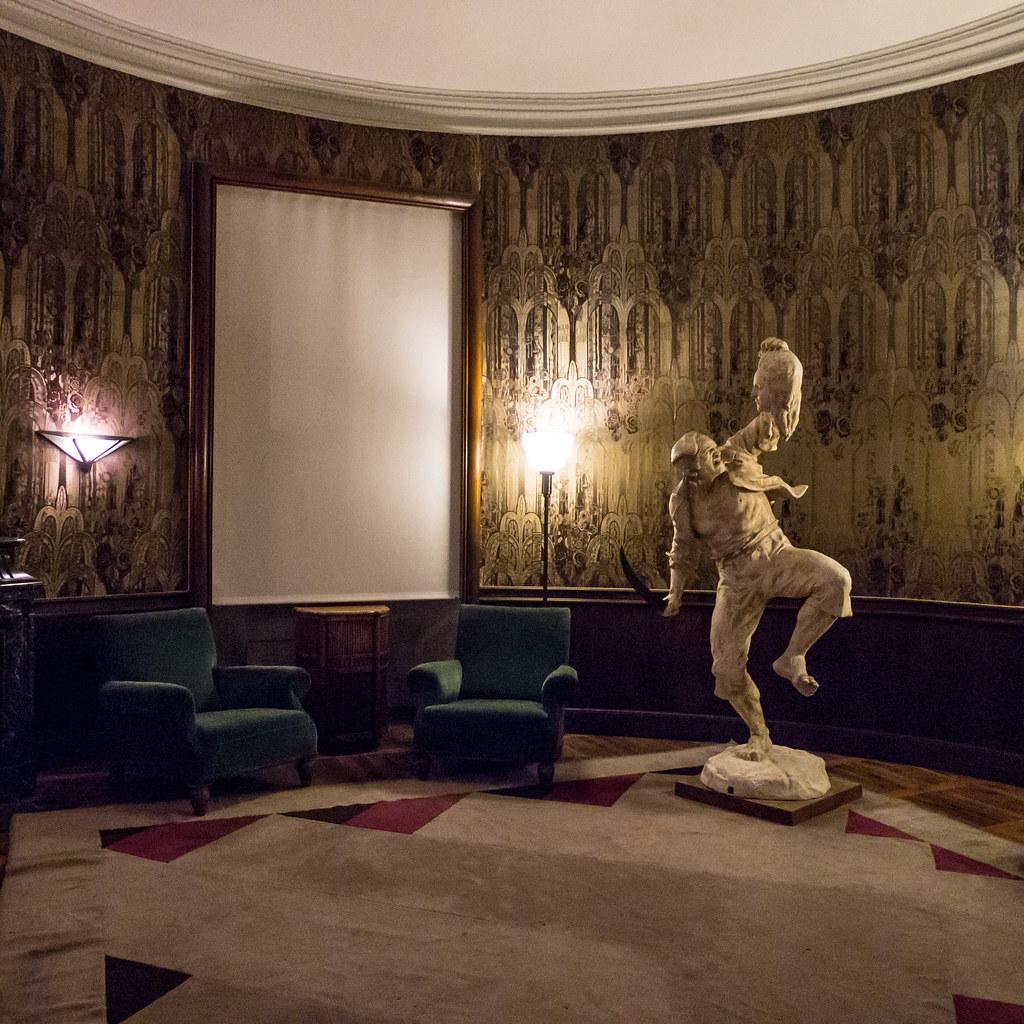 39 salon doumergue ancienne chambre coucher des pr siden - Chambre a coucher ancienne ...