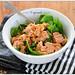 tuna & spinach salad